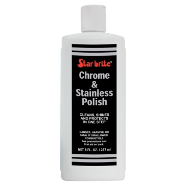 Bottle STAR BRITE Chrome & Stainless Polish