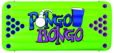 AIRHEAD PONGO BONGO Beer Pong Table