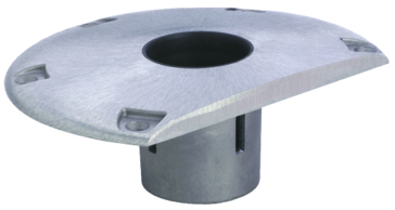 713719 ATTWOOD 238 Series Socket Piedestal Base Mounting