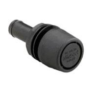 Attwood Straight Gas Tank Vent (Polypropylene) Polypropylene