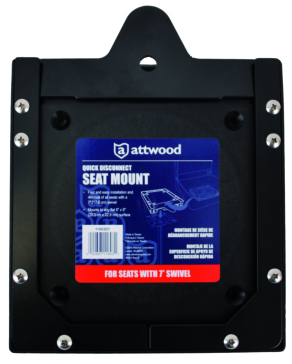 Attwood Quick Release Seat Mount