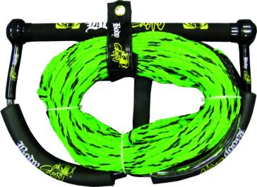 Corde pour planche de surf de luxe BODY GLOVE Corde de remorquage à 5 sections pour planche nautique