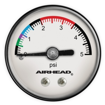 Manomètre AIRHEAD SPORTSSTUFF Jauge à pression