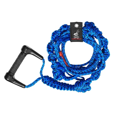 3 section wakeboard tow rope AIRHEAD SPORTSSTUFF Wakesurfer Rope