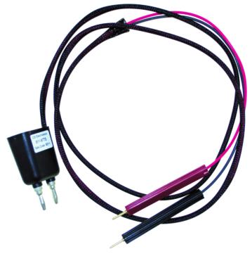 Adaptateur de lecture de pointe avec fil et sonde CDI