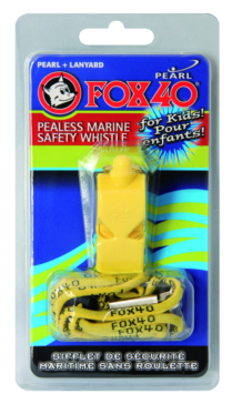 FOX40 Pearl Marine Pealess Whistle for Kid