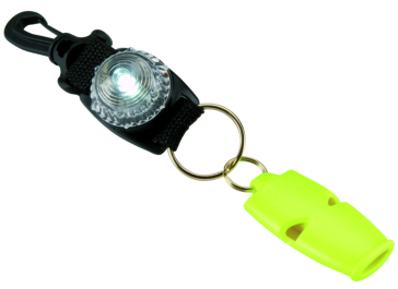 FOX40 GUARDIAN LED LIGHT + MICRO WHISTLE