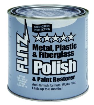 Pâte à polir pour métal, plastique et fibre de verre FLITZ Pâte