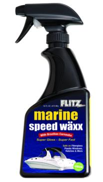 FLITZ Marine Speed Waxx Spray