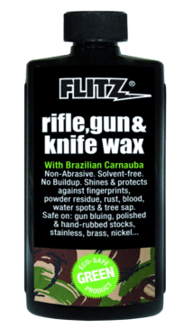 Spray FLITZ Rifle, Gun & Knife Waxx