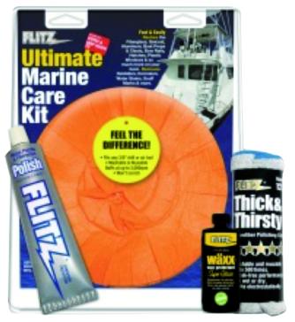 FLITZ Ultimate Marine Care Kit