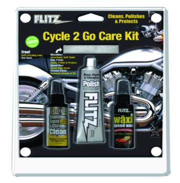 FLITZ Cycle 2Go Care Kit