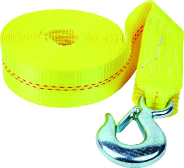 FULTON WESBAR HD Winch Strap and Hook