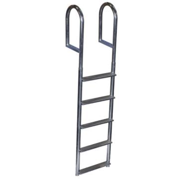 Fixed - 5 Dock Edge  Ladder, Dock