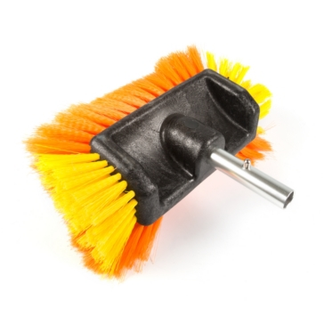 Kimpex Brosse de nettoyage combinée moyenne/dure