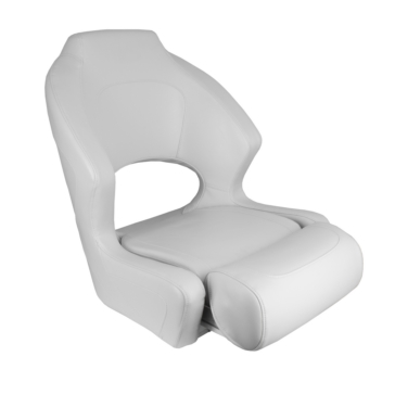 High-back seat SPRINGFIELD Deluxe Sport Bucket Chair with Bolster Flips-up