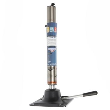 SPRINGFIELD Pedestal, Stainless Steel Spring-Lock Series