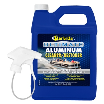 STAR BRITE Cleaner, Aluminium Ultimate 64 oz