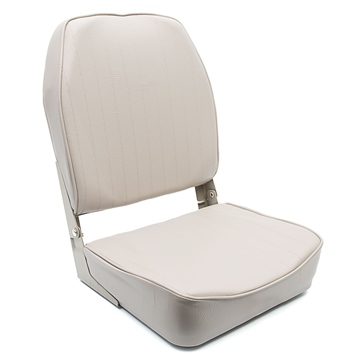 SPRINGFIELD Economy Folding High Back Chair High-back fold-down seat