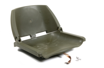 Fold-Down Seat SPRINGFIELD Fold-Down Traveler Shell Seat