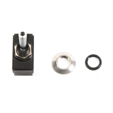Interrupteurs à bascule en chrome satiné SIERRA