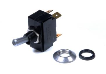 Sierra Interrupteurs à bascule en chrome satiné Bascule - TG23020