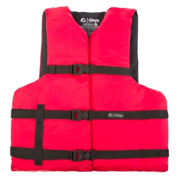 ONYX Universal Personal Safety Vest (PFD'S)