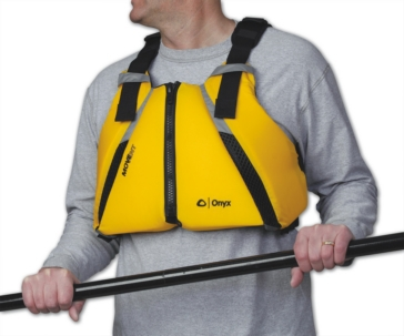 ONYX Sport Vest, Curve MoveVent Paddle