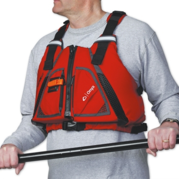 ONYX Sport Vest, Torsion MoveVent Paddle