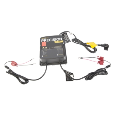 MINN KOTA Charger, double battery MK 220