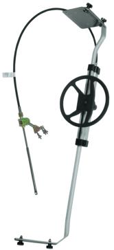 Système de conduite Rack et Pinion P-15 de UFLEX