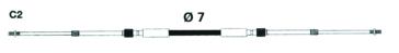 UFLEX Universal 33C Control Cable - C2