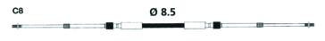 UFLEX Câble de commande 33C universels - C8