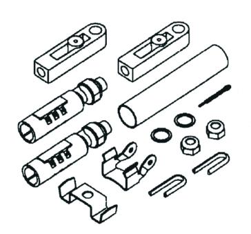 UFLEX K57 - Cable Adaptor