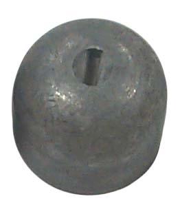 Anode de magnésium Mercury (bouton) - eau douce SIERRA Mercury