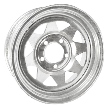 Carlisle 8-Spokes Trailer Wheel