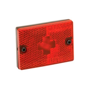 Wesbar Standard Taillight Red