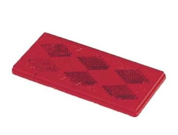 Wesbar Class A Reflex Reflectors Red