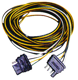 25' WESBAR Electric Wire Harness and Connector