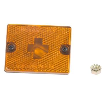 Wesbar Standard Marker Lamp Amber