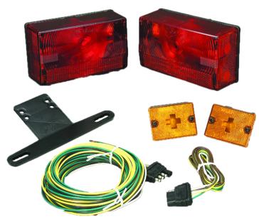 Stop light FULTON WESBAR Submersible Trailer Light Kit