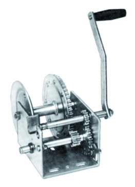 FULTON WESBAR Manual Winch