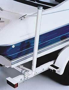 FULTON WESBAR Custom Boat Roller Guide On Set (Pair)