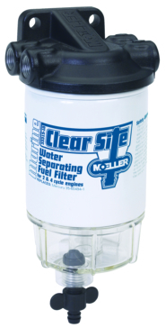 SCEPTER Clear Site™ Water Separating Fuel Filter