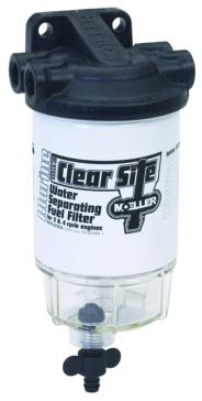 SCEPTER Filtre à carburant séparateur d'eau Clear Site™