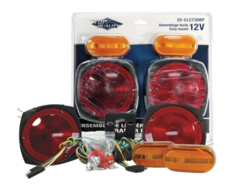 Sidelight, Taillight TOP QUALITY Magnetic Taillight Kit