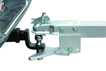 TIE DOWN Coupler & Hitch Ball Ball mount