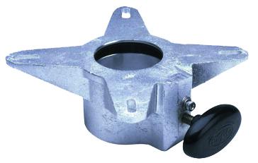 Pedestal GARELICK Standard Series – Swivel Seat Mount Top