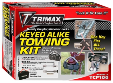 Trimax Ensemble de remorquage, UMAX100