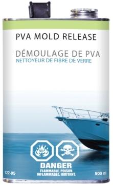 Captain Phab  PVA Mold Release Liquid